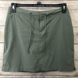 Columbia Straight Skort Skirt size12 Active